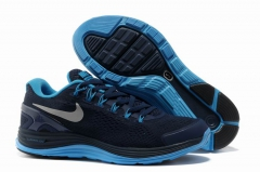 Nike Lunarglide+ 4 Blue