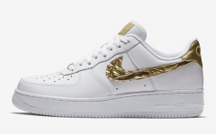 """Nike Air Force 1 CR7 """"Golden Patchwork"""""""