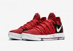 Nike Zoom KD 10 University Red