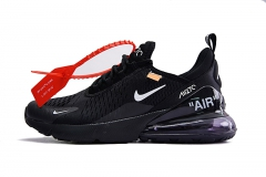 Nike Air Max 270 x Off-White Black