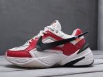 Nike M2K Tekno x Off-White Red/White