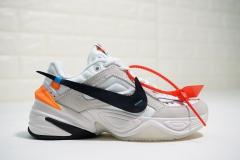 Nike M2K Tekno x Off-White Phantom