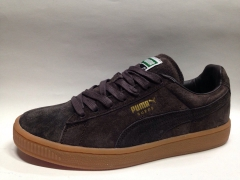 Puma Suede Brown/Gum