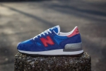 New Balance 990 Blue/Red