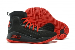 Under Armour Curry 4 Black/Red