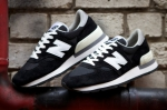 New Balance 990 Black/White