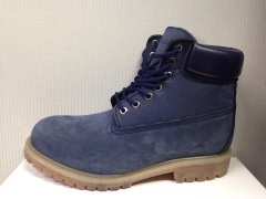 Timberland 6-INCH Dark/Blue/Old (натур. мех)