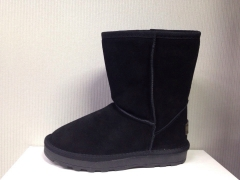 Sx Uggs Black High (натур. мех)