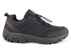 Полуботинки Merrell Vibram Black/Red